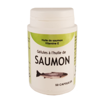 huile de saumon