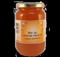 miel de lavande maritime